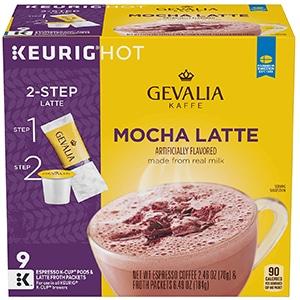 cafe mocha k cup