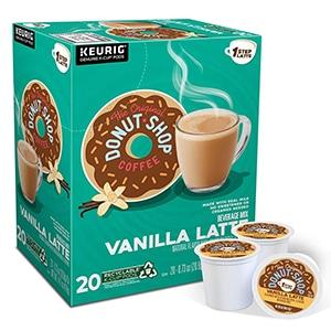 vanilla latte k cup