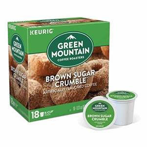 Brown Sugar Crumble K-Cup