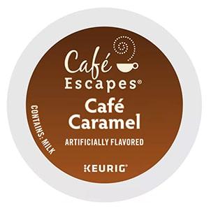 cafe caramel k cup