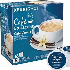 Cafe Vanilla K-Cup