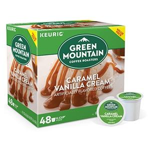 Caramel Vanilla Cream K-Cup