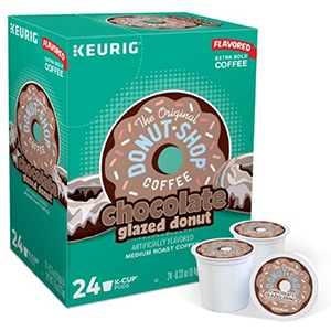 Chocolate Glazed Donut K-Cup