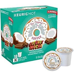 Coconut Mocha K-Cup