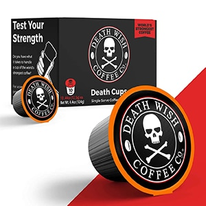 death wish coffee k cup