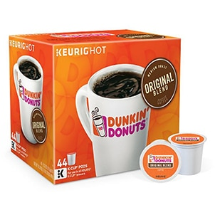 dunkin donuts k cup