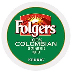 Folgers Decaf K-Cup