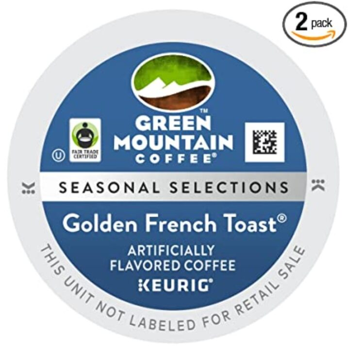 French Toast K-Cup