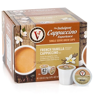 French Vanilla Cappuccino K-Cup