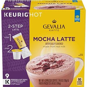 Gevalia Mocha Latte K-Cup