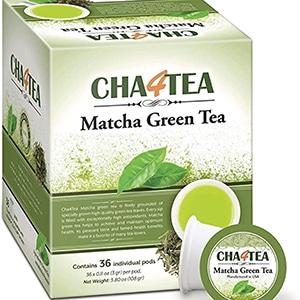 green tea latte k-cup