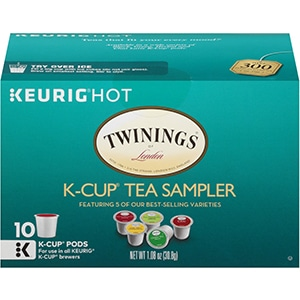 K-Cup Tea Sampler