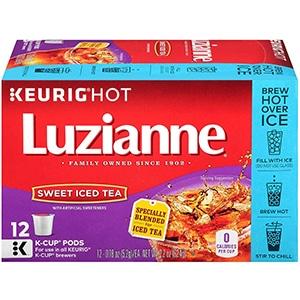 Luzianne Tea K-Cup