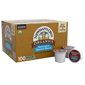 Organic Coffee K-Cup