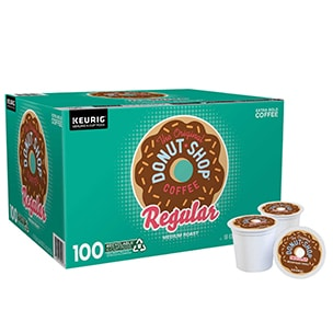 original donut shop coffee k-cup