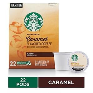 Starbucks Caramel Macchiato K-Cup