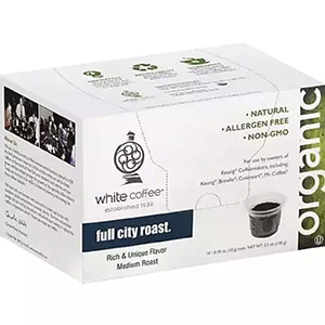 White Coffee K-Cup